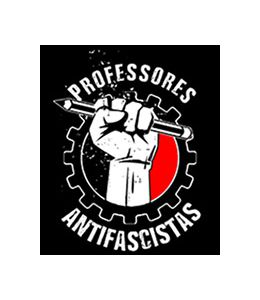 CAMISETA ANTIFASCISTA PROFESSORES